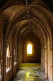 Cloister royalty free stock photography