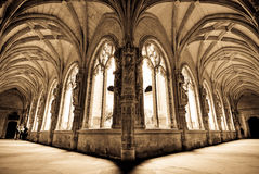 cloister Obraz Royalty Free