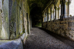 Cloister 1 Royalty Free Stock Image