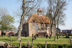 Cloister Church Royalty Free Stock Photography