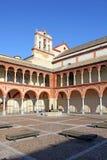 cloister el pedro verkliga san Royaltyfria Foton