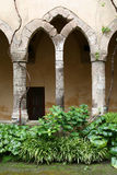 Cloister. Stock Images