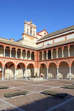 Cloister of San Pedro el Real Royalty Free Stock Photos