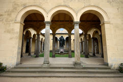 Cloister in the Sanssouci Park Royalty Free Stock Photography