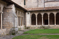 Cloister of St. Emilion Royalty Free Stock Photo