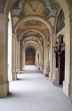 The monastery of Loreto in Prague Royalty Free Stock Photography