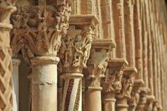 cloistermonreale Royaltyfria Foton