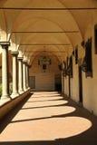 cloisters fotografia stock