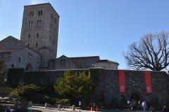 Cloisters, część Wielkomiejski muzeum sztuki w Nowy Jork, fotografia stock