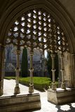 Cloisters Entryway Royalty Free Stock Images