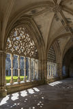 Cloisters in the Monastery of Batalha - Portugal Stock Images