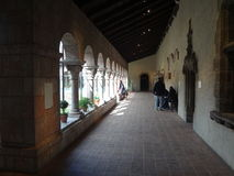 The Cloisters Museum And Garden 241 Royalty Free Stock Photo