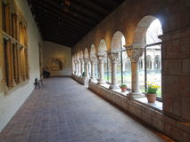 The Cloisters Museum Royalty Free Stock Photos