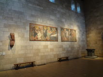 The Cloisters Museum Royalty Free Stock Photography