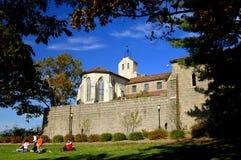 cloisters museumnyc Arkivbild