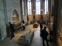 Cloisters muzea & ogród 32 Zdjęcie Stock