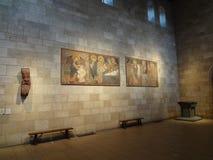 Cloisters Muzealni Fotografia Royalty Free