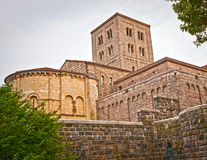 The Cloisters Stock Photo