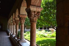 The Cloisters NYC Royalty Free Stock Image