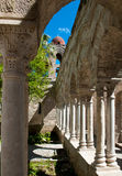 Cloisters San Giovanni Palermo Royalty Free Stock Images