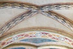 Cloisters of Santa Maria Novella Royalty Free Stock Photos