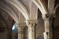 Cloisters of Santa Maria Novella Royalty Free Stock Image
