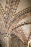 Cloisters of Santa Maria Novella Royalty Free Stock Photography