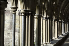 Cloisters Stock Photos