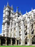 Cloisters of Westminster Abbey Royalty Free Stock Images