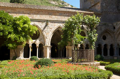 cloisterwell Arkivbild