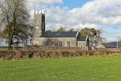 Clomantagh-Kirche lizenzfreie stockfotografie