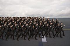 Clone de marcha Imagem de Stock