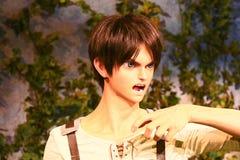 Clone-oid dello stercorario di Ellen da Shingeki nessun Kyojin fotografia stock libera da diritti
