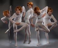 Clones Image stock