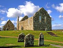Clonmacnois Co. Offaly Stock Photography