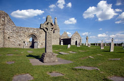 Clonmacnoise Royalty Free Stock Images