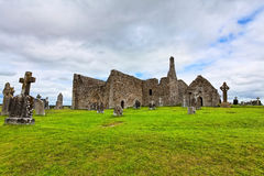 Clonmacnoise Stock Photography
