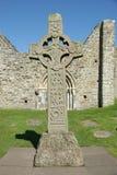 Clonmacnoise, Ierland Royalty-vrije Stock Foto's