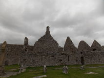 Clonmacnoise Ireland. Royalty Free Stock Image