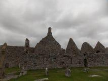Clonmacnoise Ireland. royalty free stock image