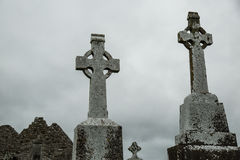 Clonmacnoise, Ireland Stock Images