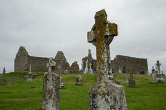 Clonmacnoise, Ireland Royalty Free Stock Images