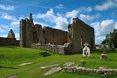 Clonmacnoise, Ireland Royalty Free Stock Photos