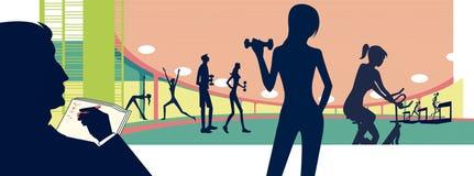 Clonrol ilości sprawności fizycznej klub ilustracji