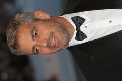clooney George obrazy royalty free