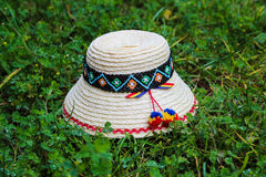 Clop from Maramures - Traditional Romanian Hat Stock Image