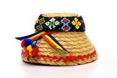 Clop o chapéu tradicional de Maramures Imagem de Stock