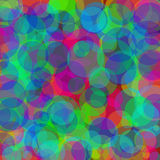 Clor bubbles Royalty Free Stock Photography
