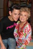 Cloris Leachman Royalty Free Stock Image