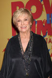 Cloris Leachman arrives at the City of Hope's Music And Entertainment Industry Group Honors Bob Pittman Event. LOS ANGELES - JUN 12:  Cloris Leachman arrives at Royalty Free Stock Image
